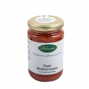 Sauce Mediterranée Dalmasso 280 GR