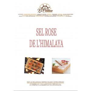 Sel Rose d'Himalaya